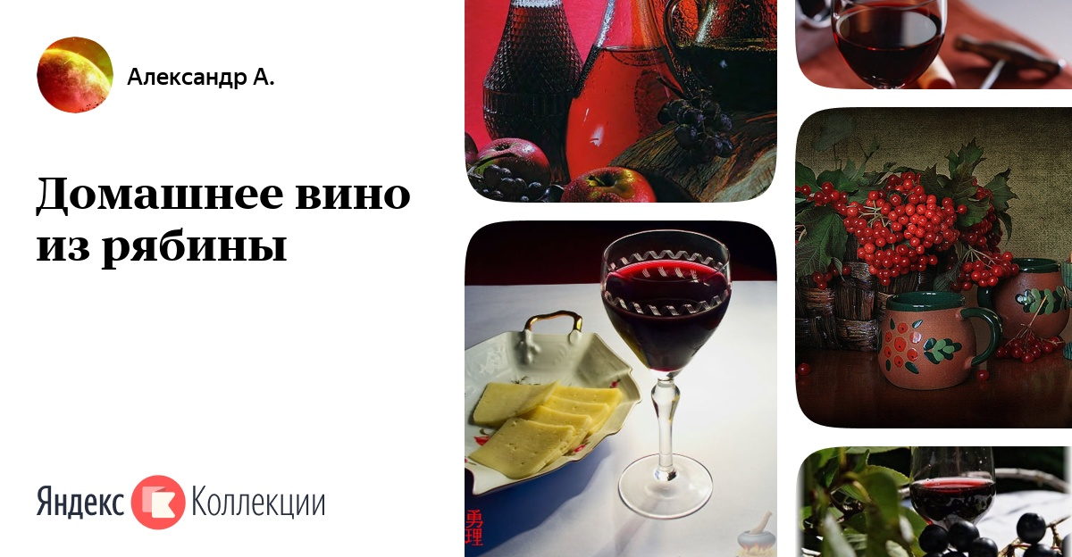 Домашних условиях вино из красной рябины