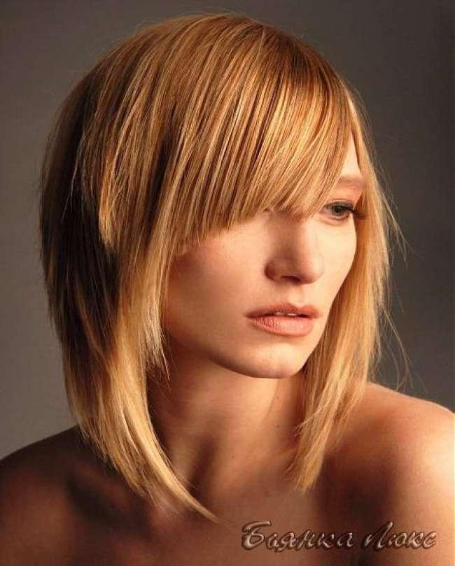 прически на коро волосы фото