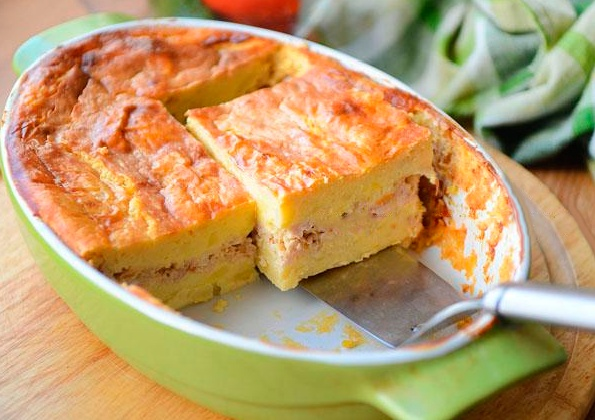 Картошка с фаршем пошаговый рецепт