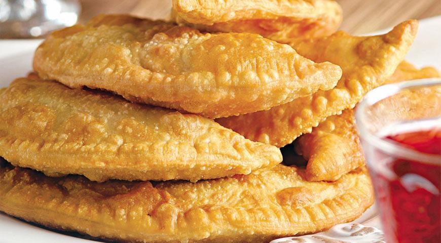 Рецепты чебуреки пошагово