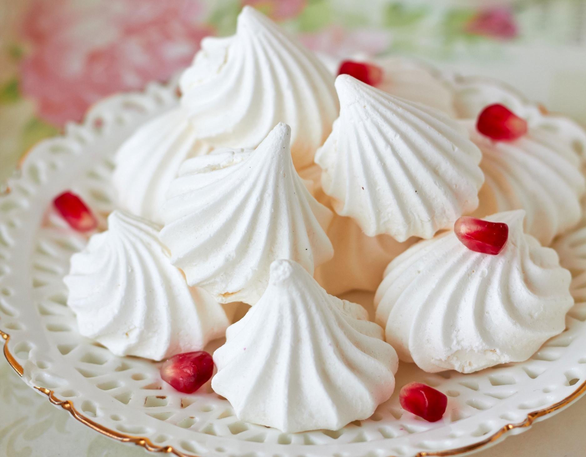 Крем безе в домашних условиях для торта