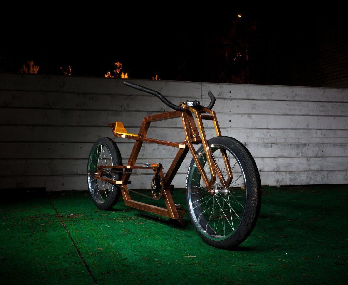 Велосипеда круизера своими руками