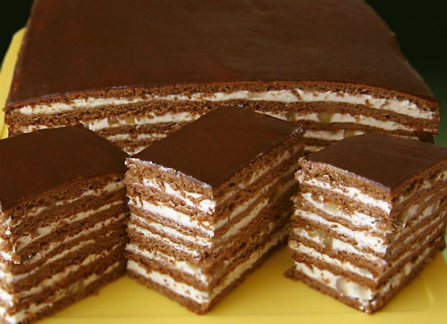 Рецепты с фото торты выпечка