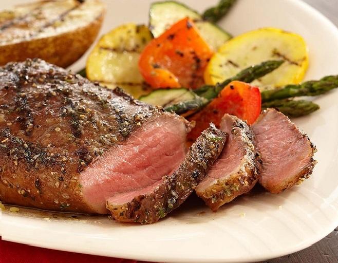 Как сделать в духовке сочную говядину в духовке
