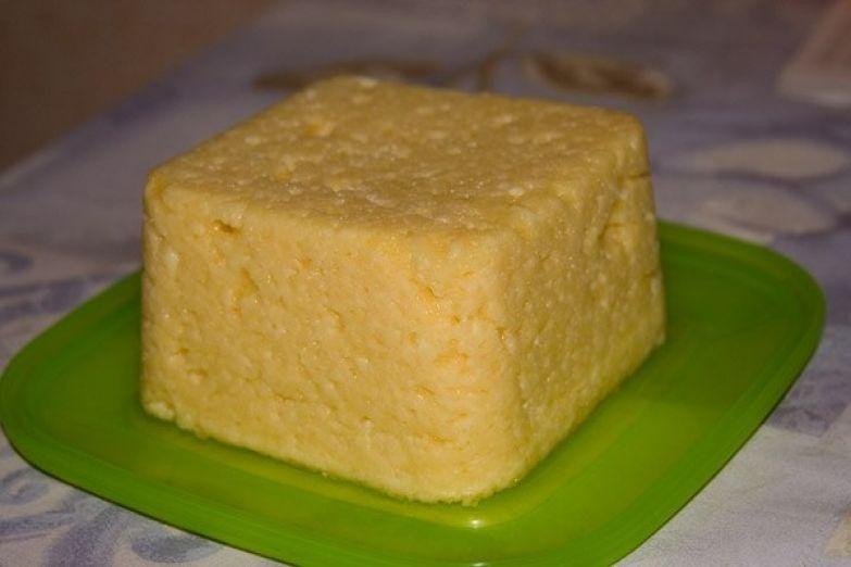 Сыр с творога рецепт с фото пошагово