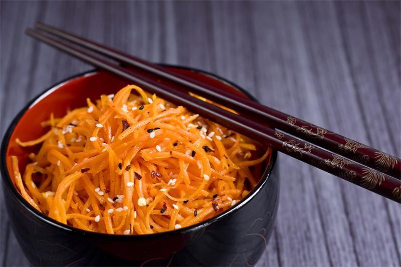 Рецепт приготовления моркови по корейский в домашних условиях