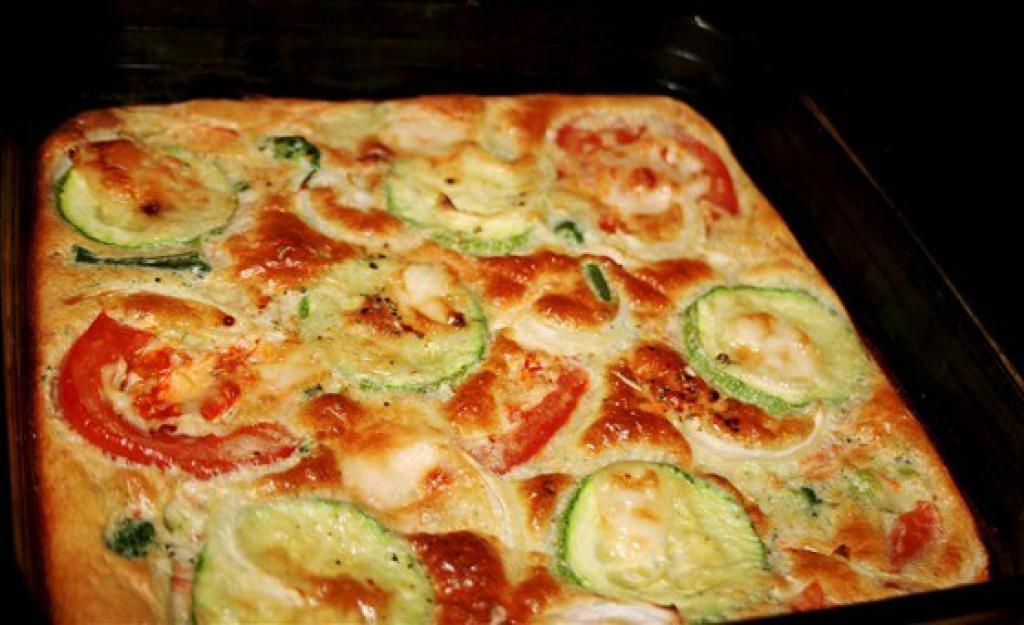 Рецепты запеканки овощной с фото