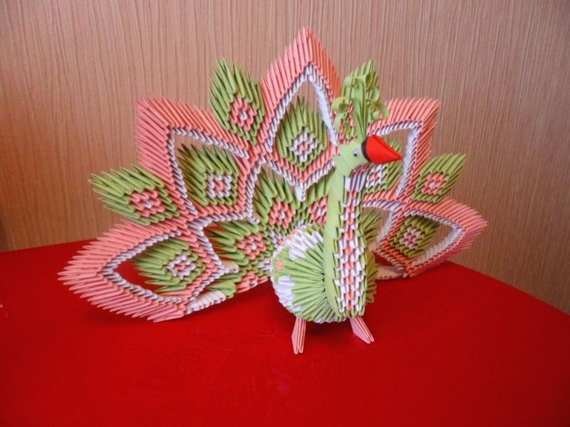 Поделки из оригами своими руками пошаговое
