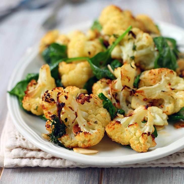 Блюда из цветной капустыы быстро и вкусно диетический