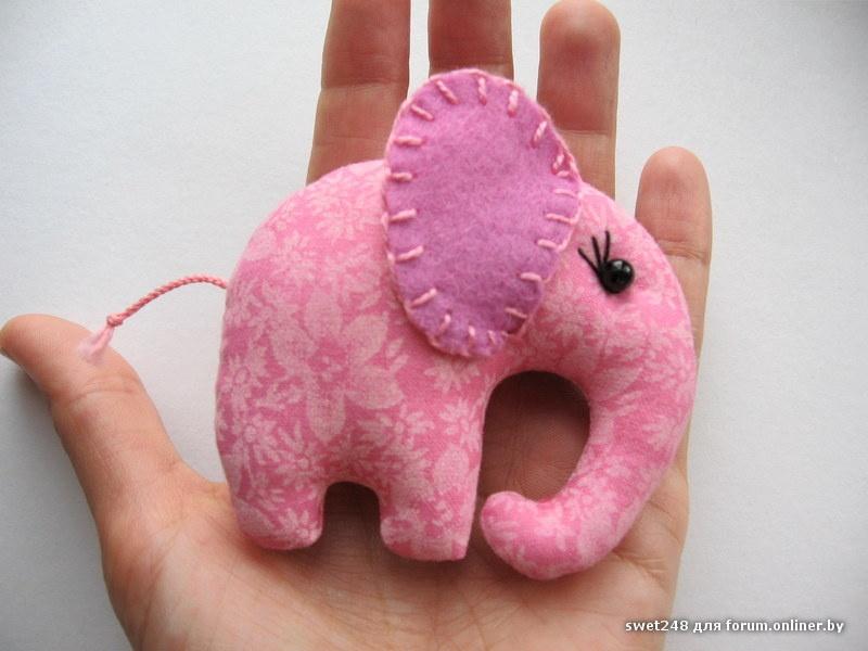 Маленькие мягкие игрушки своими руками