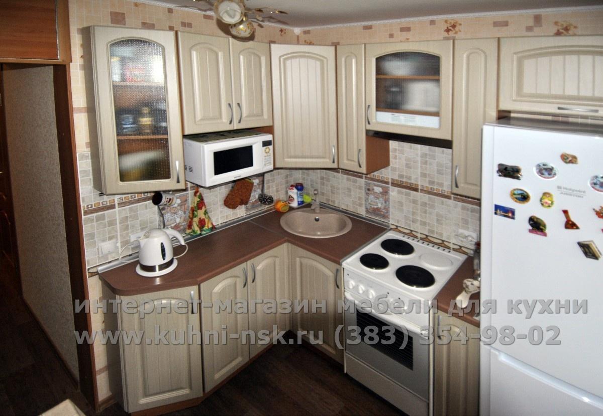 Дизайн кухни 6м2 угловая