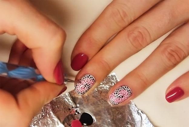 Ногти гель лак как сделать для начинающих