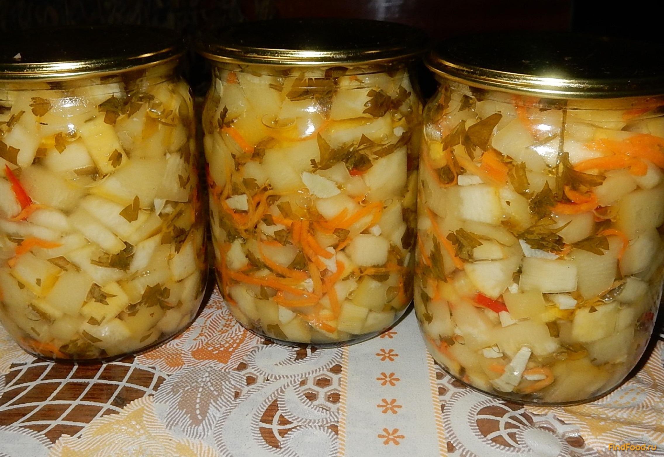Салаты с кабачков на зиму рецепт с фото пошагово
