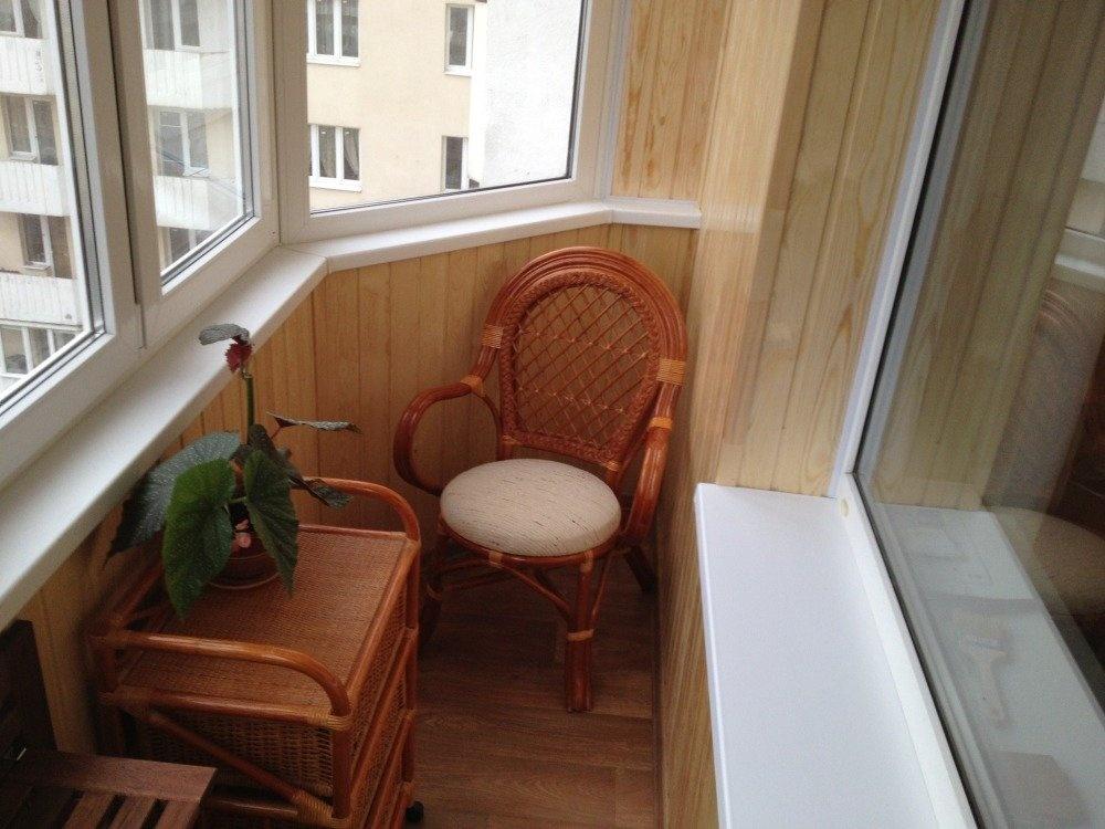 Дизайн балкона: интересные идеи отделки с фото.