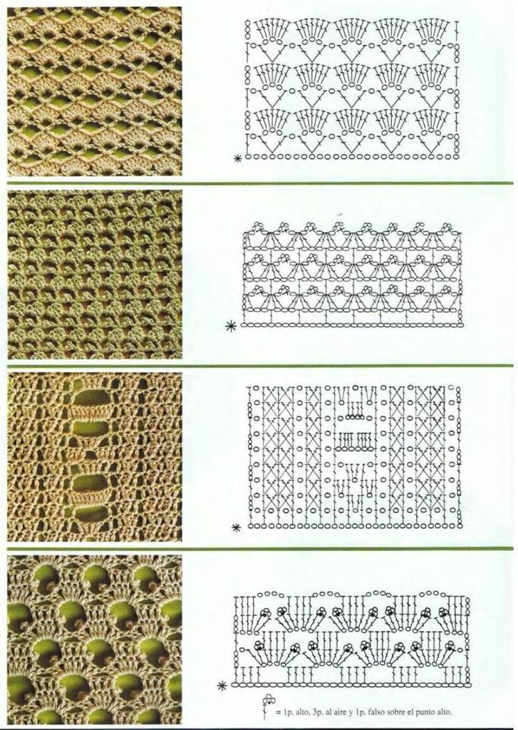 схемы вязания крючком обезьян