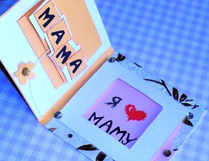 Как сделать маме подарок своими руками