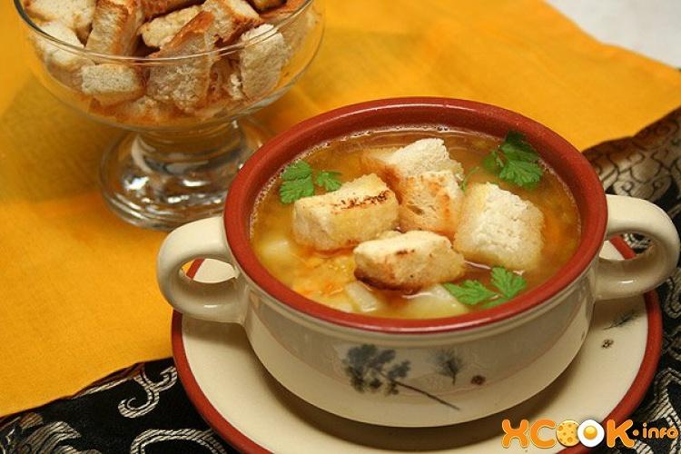 Как приготовить готовить гороховый суп