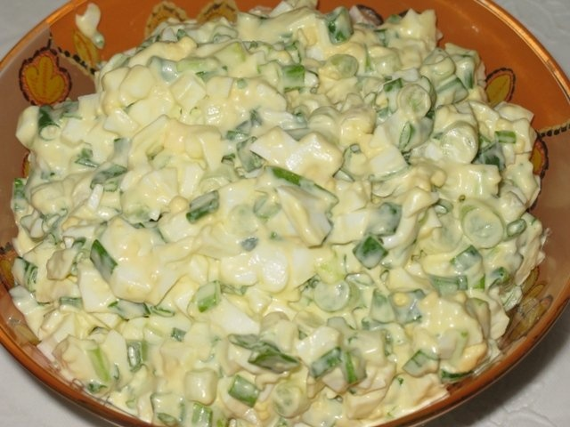 Рецепты салатов простые и вкусные к столу