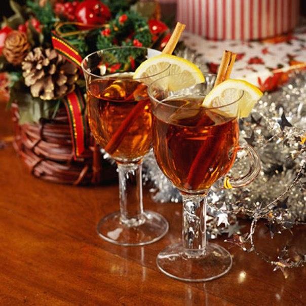 Напитки не алкогольные на новый год 2017