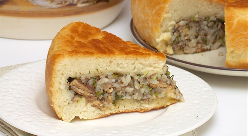 Постные пироги с рыбой в духовке рецепты пошагово