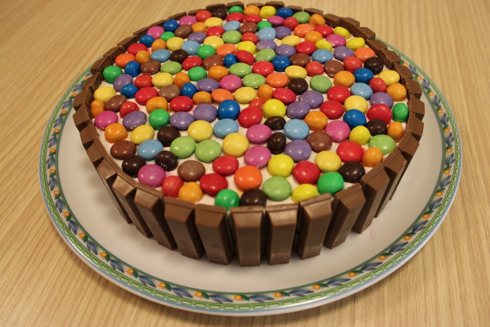 Праздничный торт своими руками рецепт с фото на день рождения