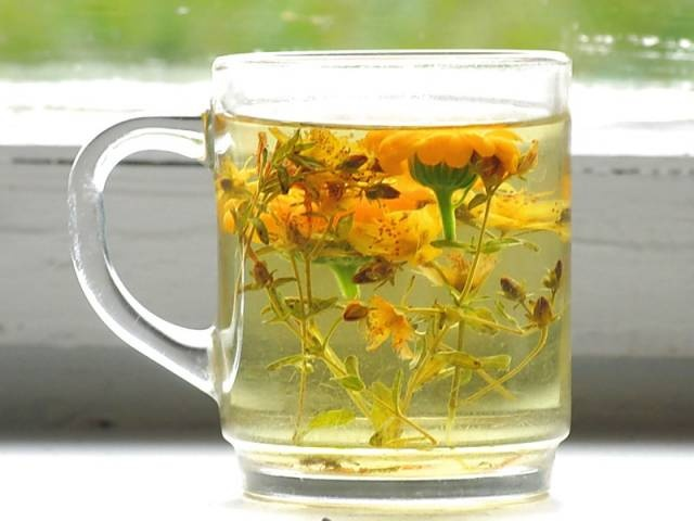 Какой лучше успокаивающий чай