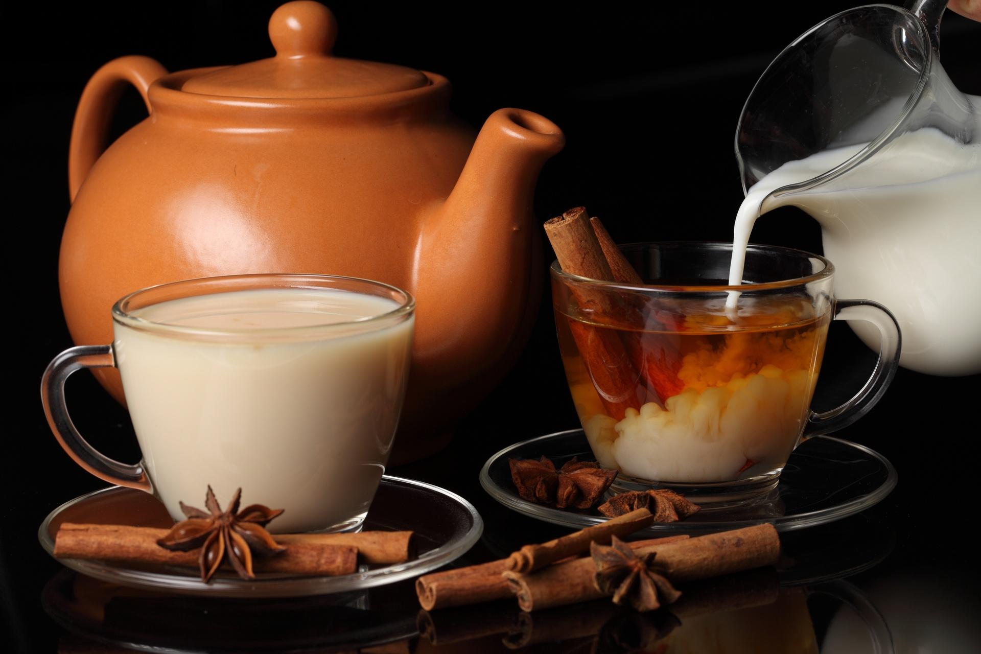 Дворяне и аристократы употребляли чай на европейский манер