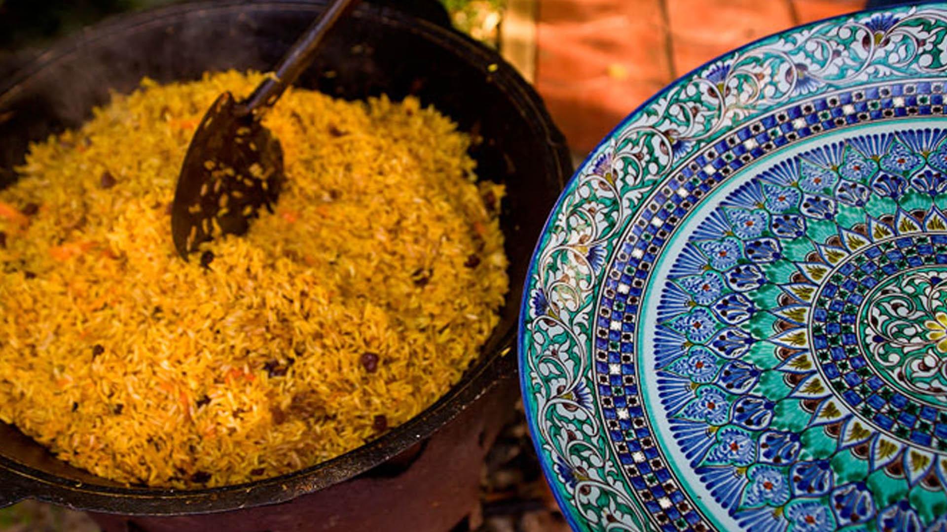 Узбекский плов в домашних условиях рецепт