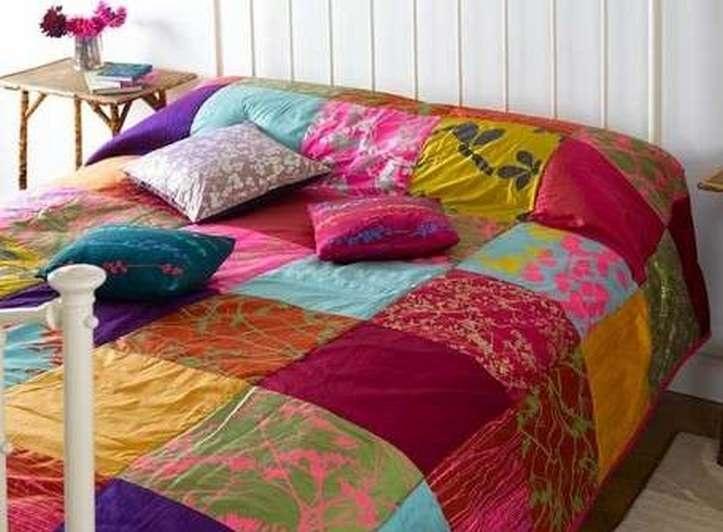 Одеяла и пледы своими руками