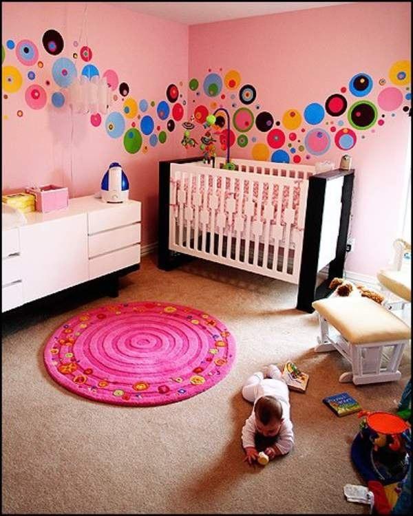 Как украсить комнату младенца своими руками и дешево