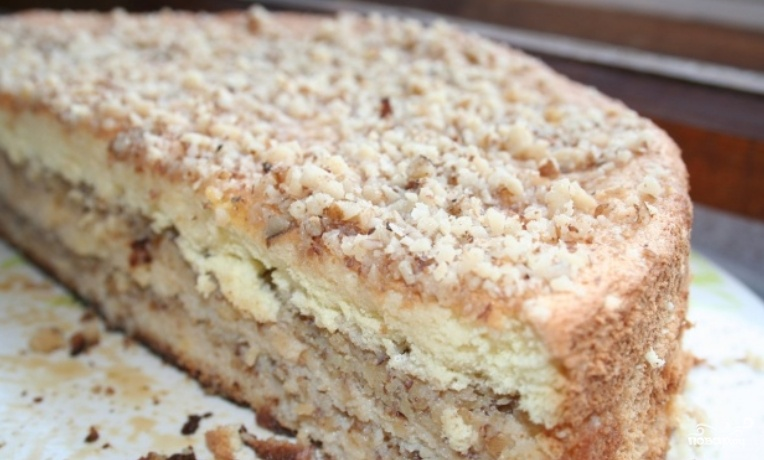 Домашние торты бисквитные рецепты с пошагово
