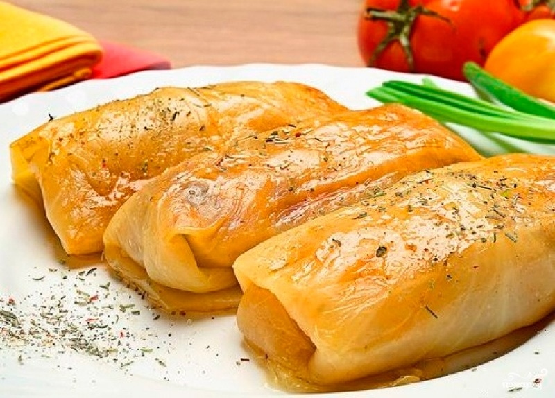 Голубцы рецепт пошагово с гречкой