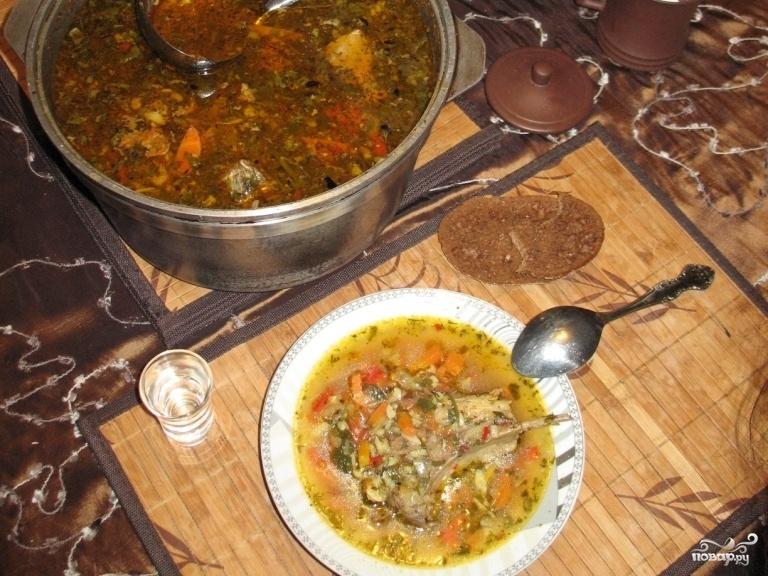 Харчо из баранины по-грузински рецепт с пошагово в