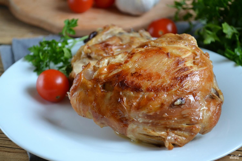 Как приготовить бёдрышки курицы