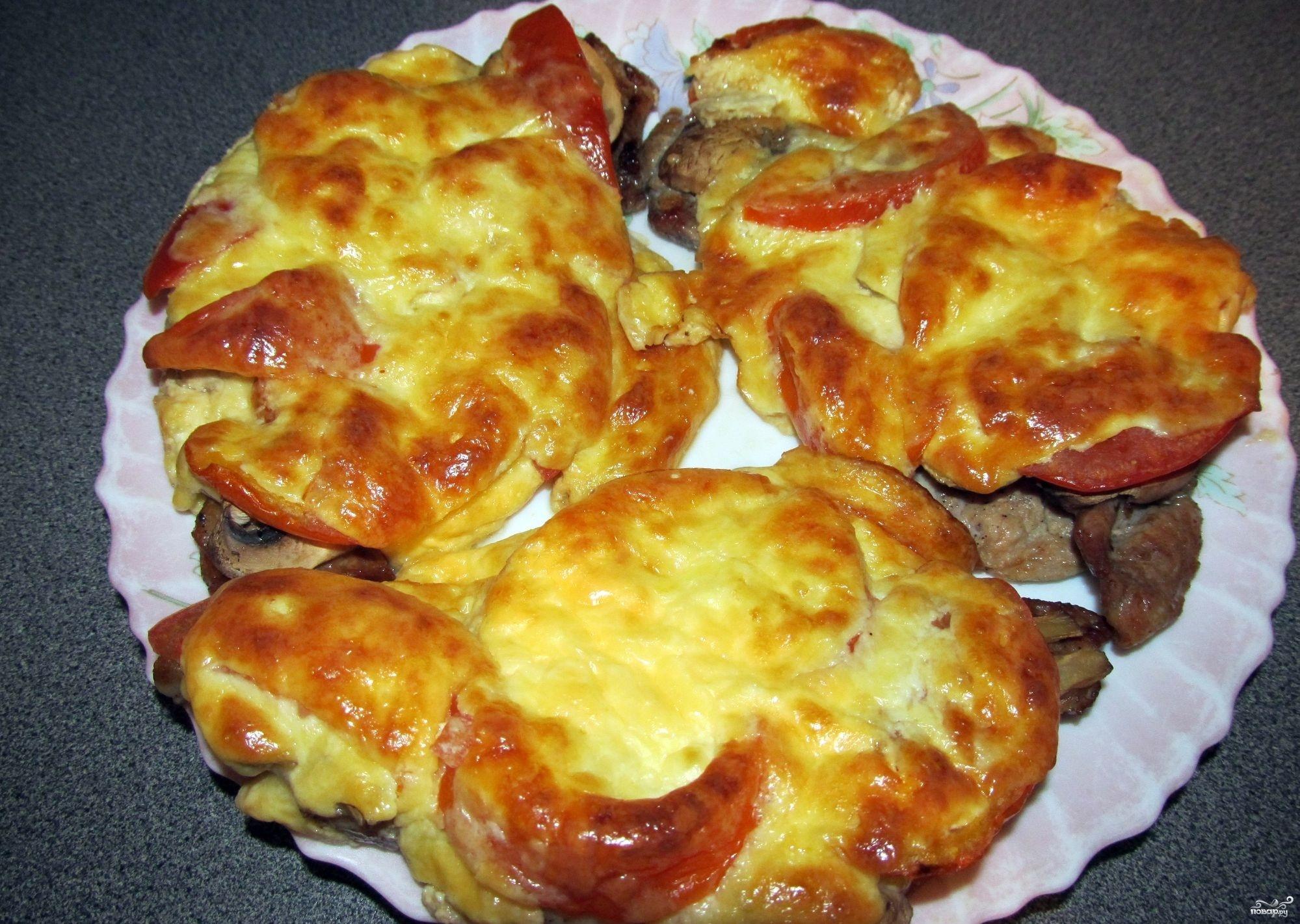 Курица по-французски на сковороде рецепт с фото пошагово