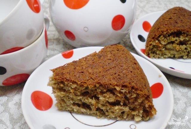 Пирог простой с вареньем в мультиварке рецепты с фото