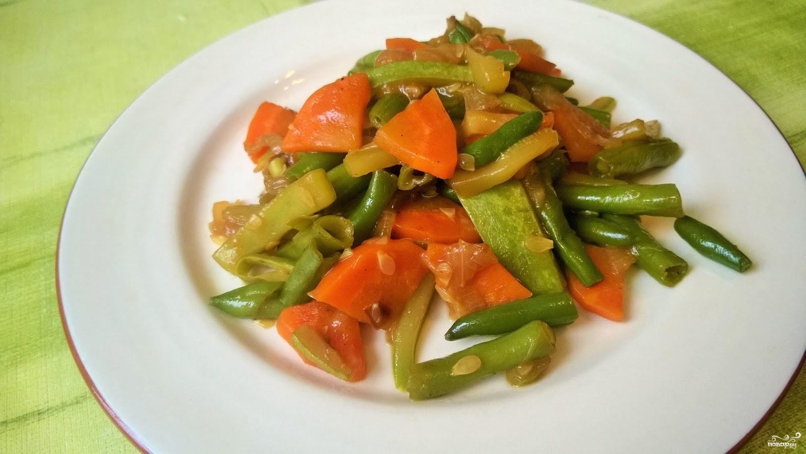 Овощи тушеные для диеты рецепты с