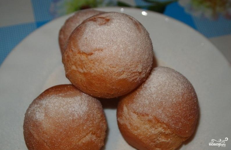 Творожные шарики простой рецепт пошагово