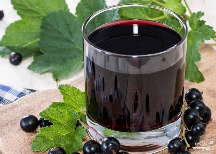 Вино из варенья из смородины в домашних условиях