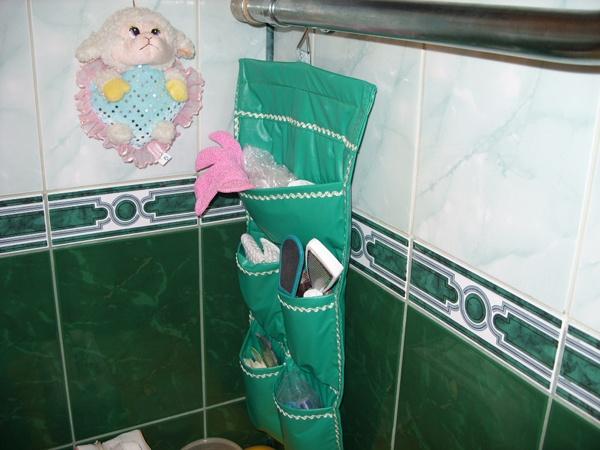 Ткань своими руками ванной