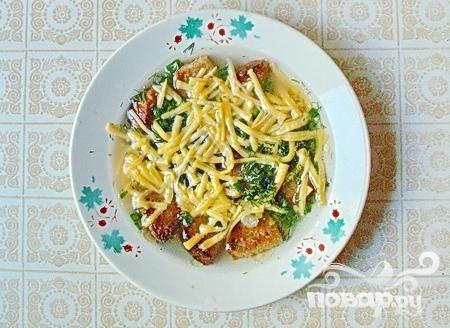 Рецепт солянки с курицей пошагово