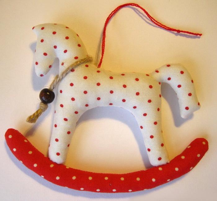Лошадка игрушка своими руками