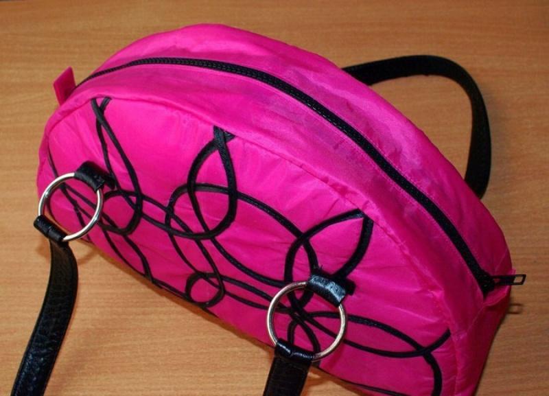 Как сшить сумку своими руками из зонта своими руками