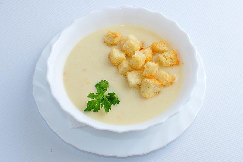Рецепт крем суп из шампиньонов с курицей рецепт с пошагово
