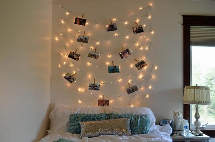 Фото украсить комнату
