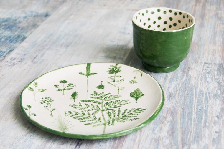 Делаем глиняную посуду своими руками