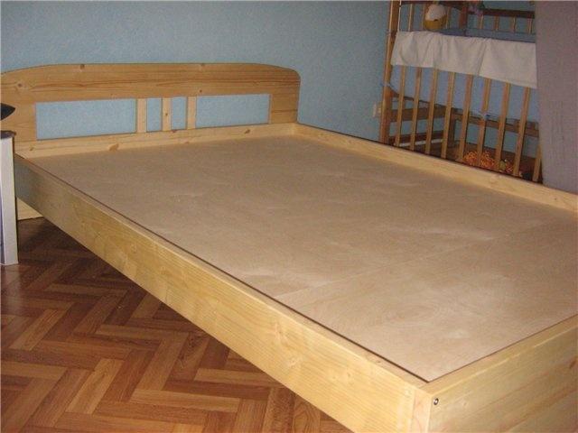 Фото сделать кровать своими руками