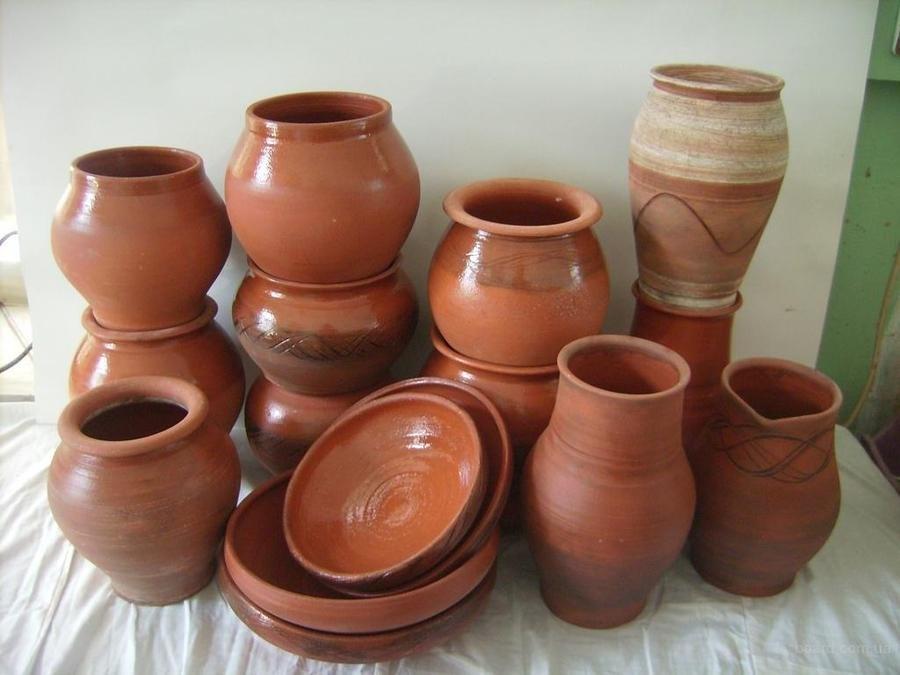 Глиняная посуда сделать своими руками