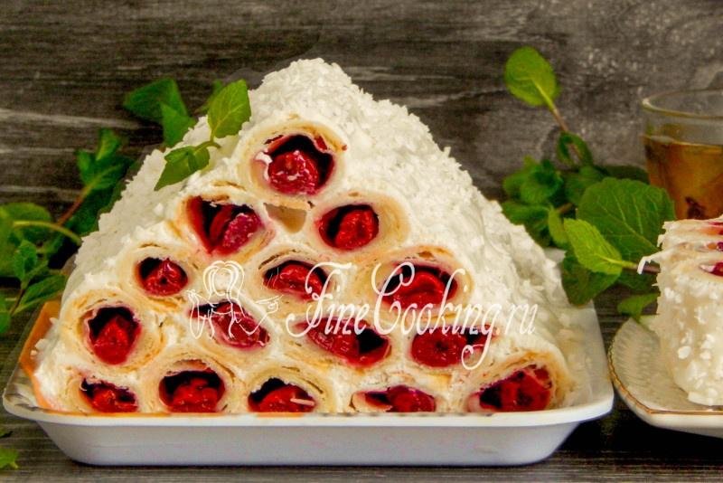 Рецепт домашнего торта монастырская изба
