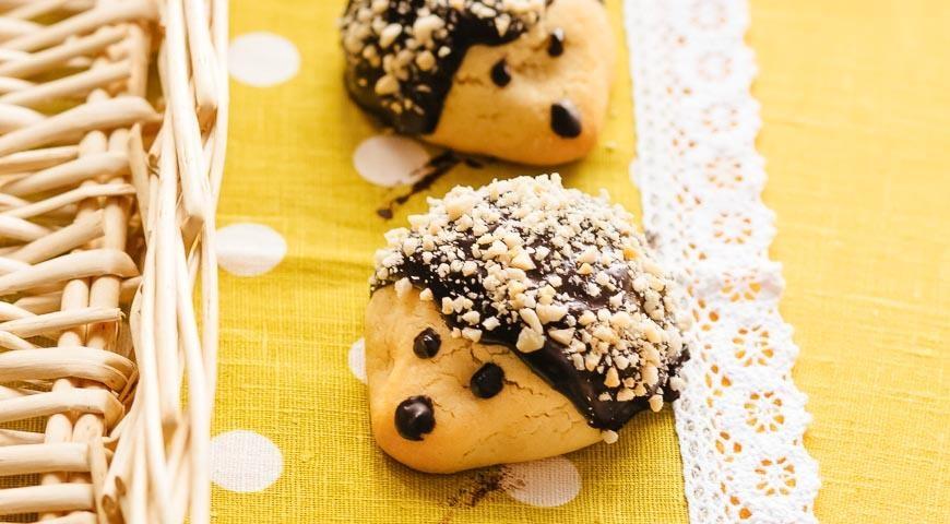 Рецепт детского печенья фото